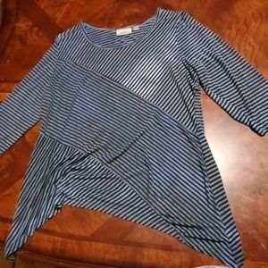 New without tag Avenues shirt size 18/20